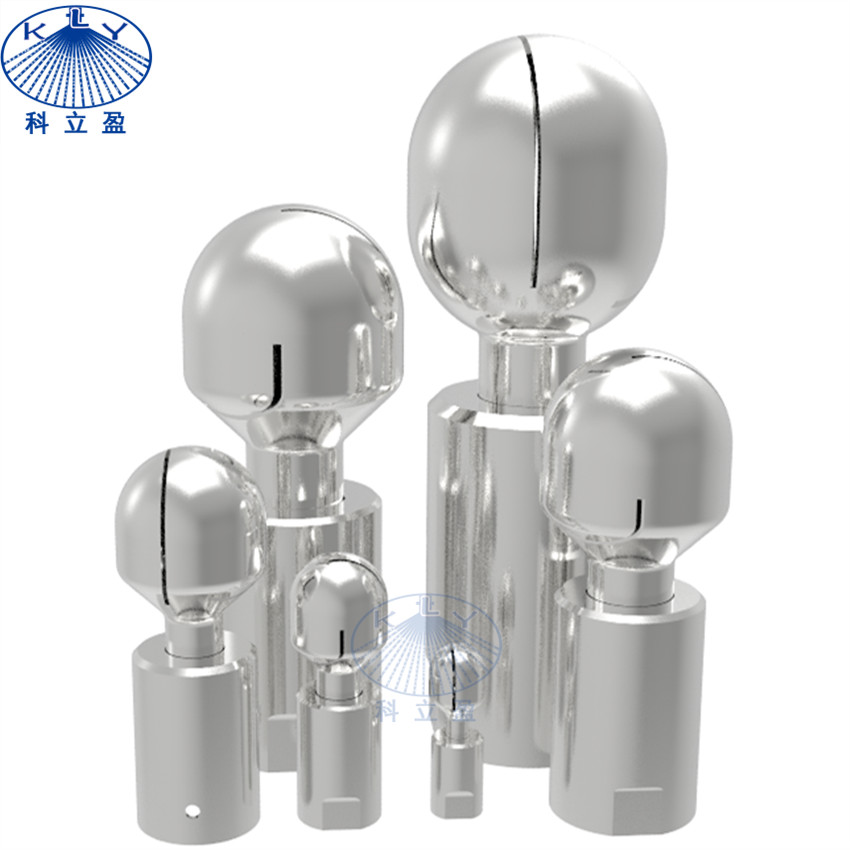 CIP Rotary spray ball