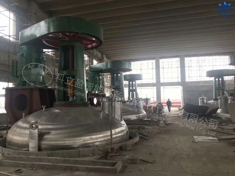 Removal of Latex Residue in Fermentation Tank of Reactor